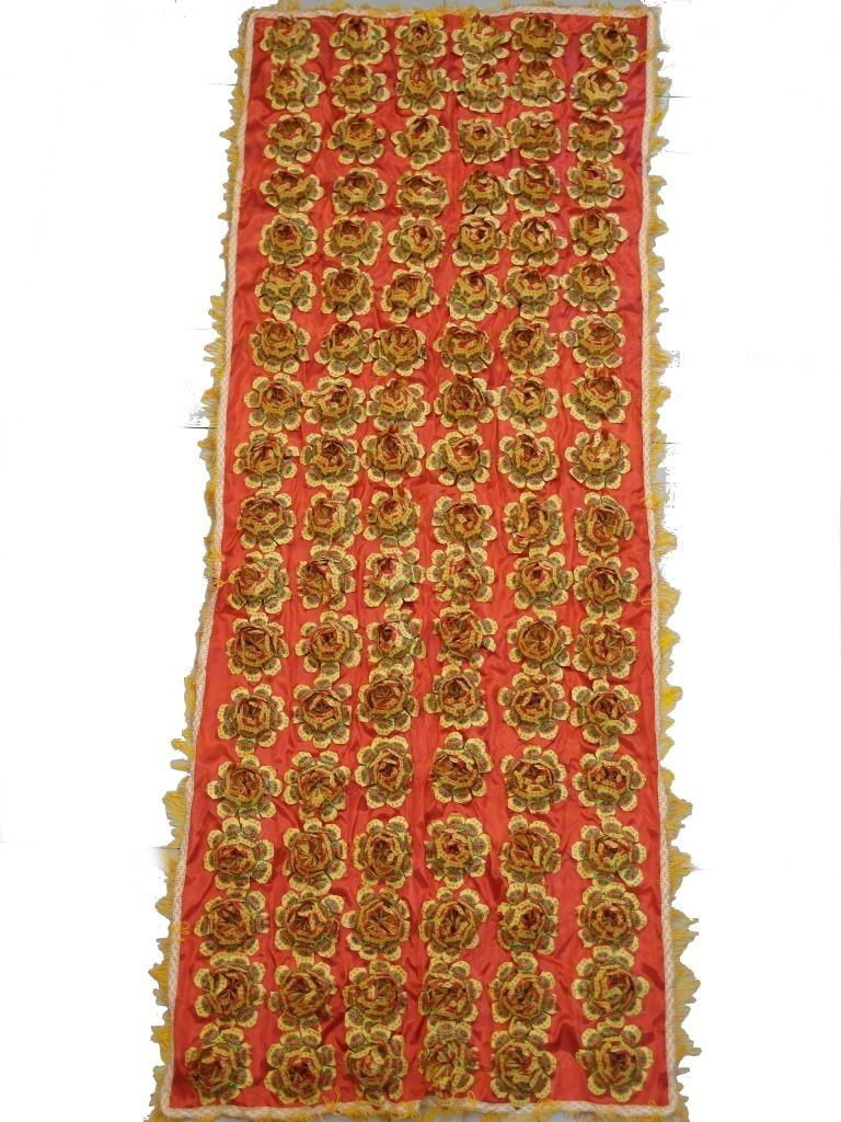小件蓮花被(紅)  $1600