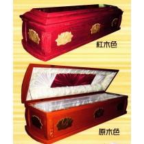 高級蓮花棺 $13,000