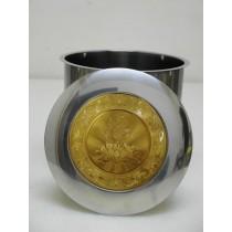 骨灰罐內膽(白金) $1500
