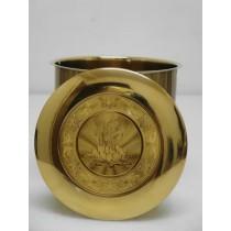 骨灰罐內膽(鈦金) $2000