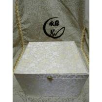 骨灰罐錦盒(不含內容物)